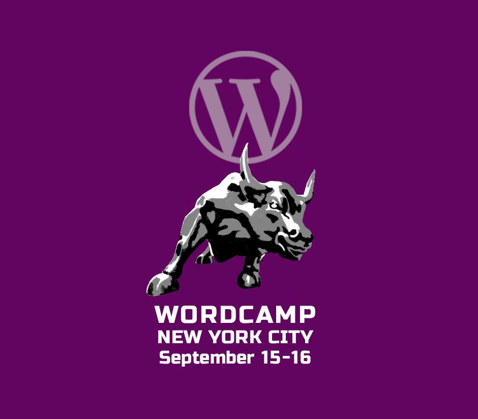 WordCamp NYC logo idea 1