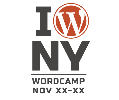 WordCamp 2018 logo idea 3